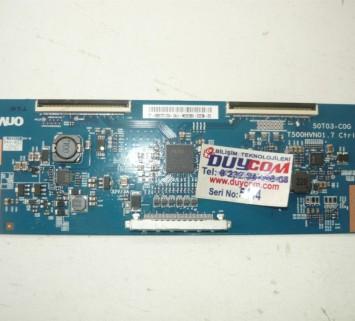 T500HVN01.7 – T-CON BOARD