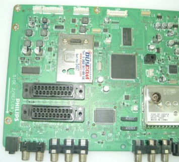 3139 123 6424 1 – PHILIPS MAİN BOARD