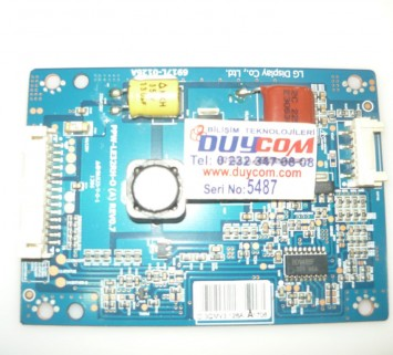 6917L-0126A, PPW-LE32RH-0(A), REV0.7, LED DRİVER