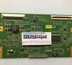460WTC4LV5.0, T-CON BOARD