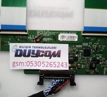6870C-0469A – T-CON BOARD