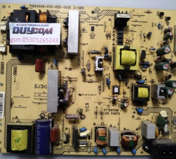 715G4546-P02-H20-003E, PHILIPS, POWER BOARD