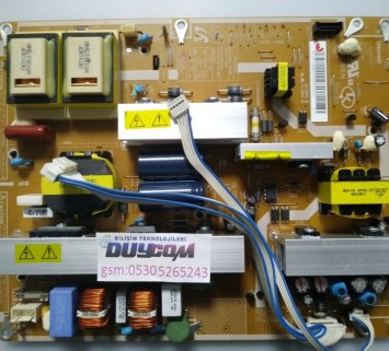 BN44-00197A , SAMSUNG , POWER BOARD , BESLEME KARTI