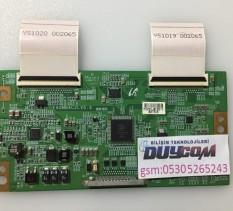 F60MB4C2LV0.6, T-CON BOARD, LTF400HM01, LOGIC BOARD
