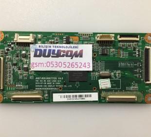 JUQ7.820.00077135 V4.0, LOGIC BOARD, SUNNY, T-CON BOARD