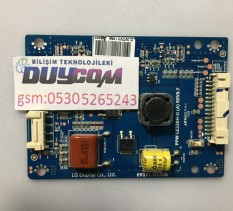 6917L-0126A, PPW-LE32RH-0 (A)REV0.7, LED DRİVER