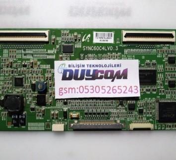 SYNC60C4LV0.3, T-CON BOARD