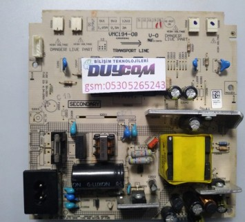 VMC194-08 BEKO ARÇELİK POWER BOARD