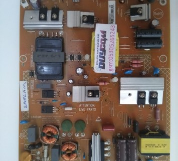 715G7857-P03-000-002S, PHILIPS, PLTVFQ461XA03 POWER BOARD