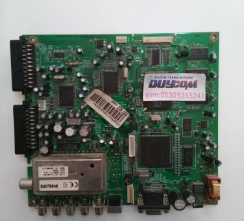 ZF7190-01, TS74ZZ, MAIN BOARD ZF7.190-01, L4 30 AU2 PS BG