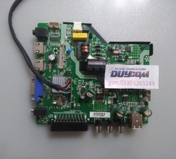 LMD.MV59S.B, AWOX, VVH32H147G02LTY, LED TV, MAIN BOARD,
