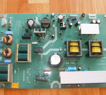 V28A00036301, PE0282, TOSHIBA – POWER BOARD