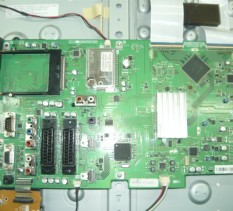 QPWBXE449WJN4 – SHARP – MAİN BOARD