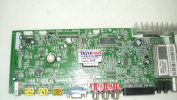 TM30G, V1.0, NORDMENDE – MAİN BOARD