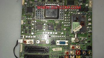 BN40-00051A, BN41-00545D, SAMSUNG, MAIN BOARD, PLAZMA TV, SAMSUNG ANAKART